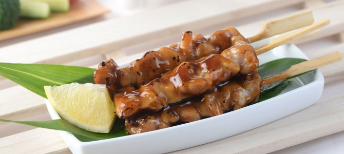 91186 Yakitori Chicken Leg Meat