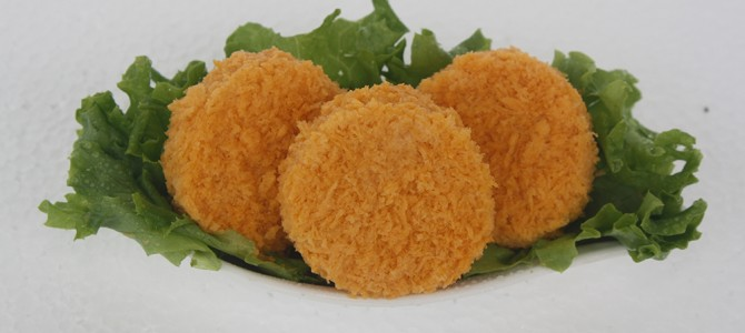 00070 Imitation Breaded Scallop