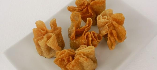 90025 Seafood Wantan