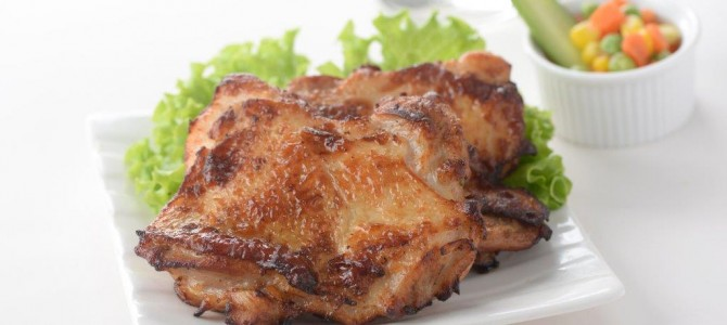66009 Roasted Chicken Leg Meat