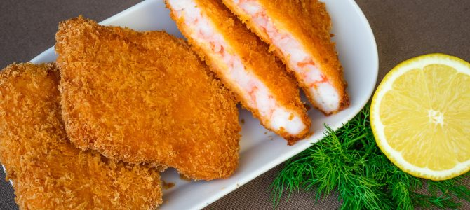 91289 Breaded Shrimp Patties