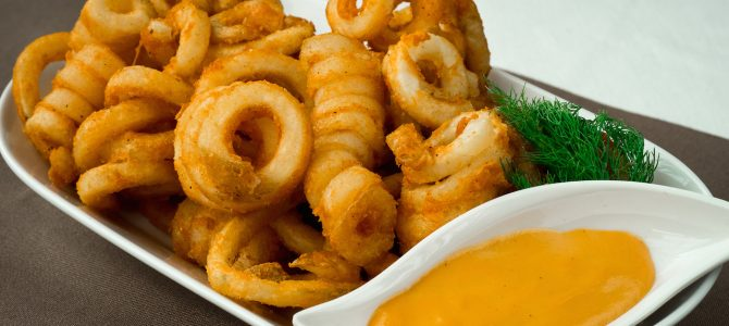 91264 Twister Fries (Curly Fries)