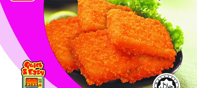 Mini Fish Chips