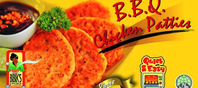 BBQ Chicken Patties