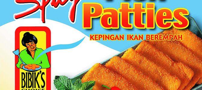Spicy Fish Patties