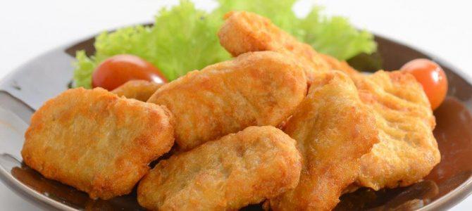 00157 Tempura Chicken Nugget