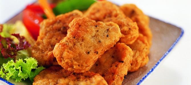 00063 Pepper Chicken Chunk