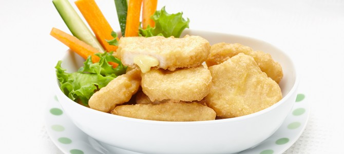 88001 Cheese Nuggets