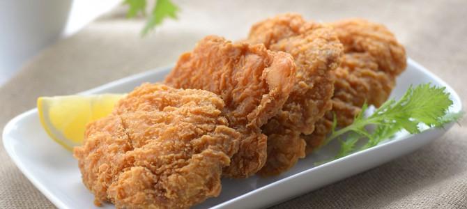 65003 Fried Chicken Crispy Katsudon