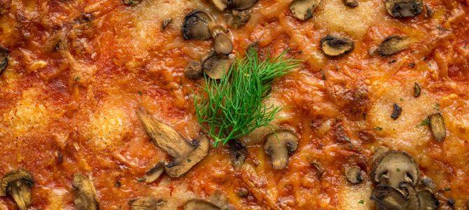 91217 Pizza Mushroom 4.5'