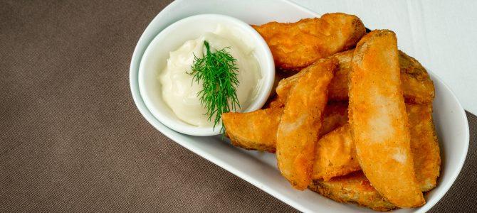 91089 Potato Wedges