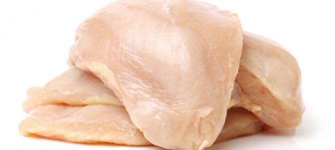 91004 Chicken Boneless Breast Skinless