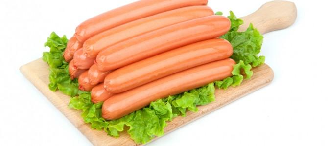 91008 Chicken Hot Dog