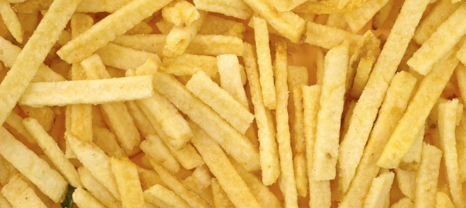 91086 French Fries Shoestring
